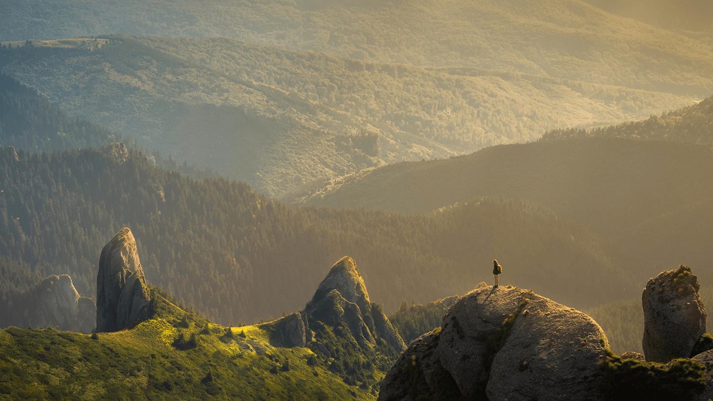 Der Weg zu allem Großen geht durch die Stille.